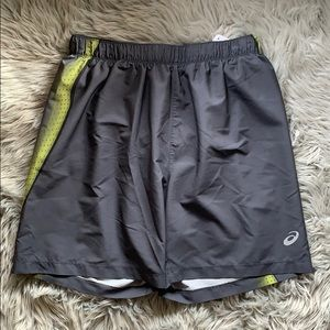 Men's ASICS Running Shorts